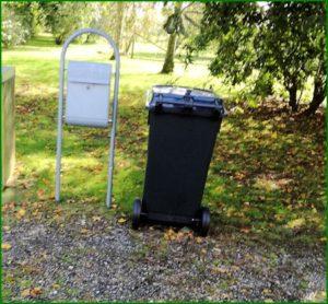 REFA ruminddelt genbrugsbeholder