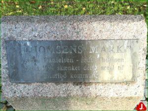 Thomsens Mark