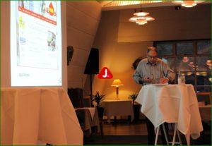 Jørn Jørgensen om det at drive lille virksomhed i Lolland Kommune