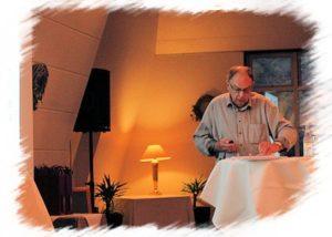 Jørn Jørgensen og det at drive lille virksomhed i Lolland Kommune
