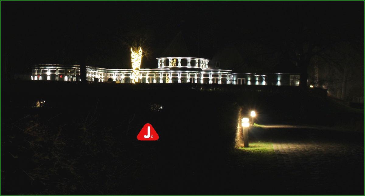 Bangs Have Pavillonen ved Klostersøen i Maribo.
