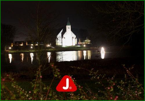 Mogens Nilsson's juletræ.