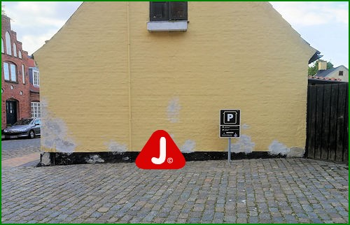 Parkering Maribo Domkirke